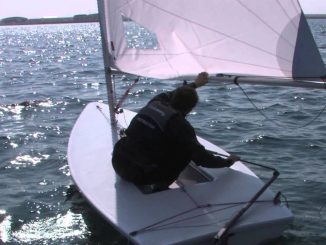 How to Sail – Single Handed First Sail: Part 5 of 7: Simple Manoeuvres