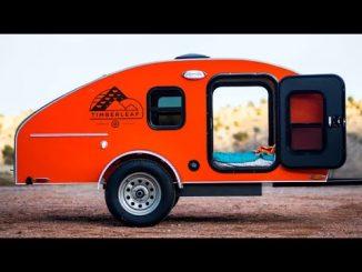 Timberleaf Teardrop Camper Trailers